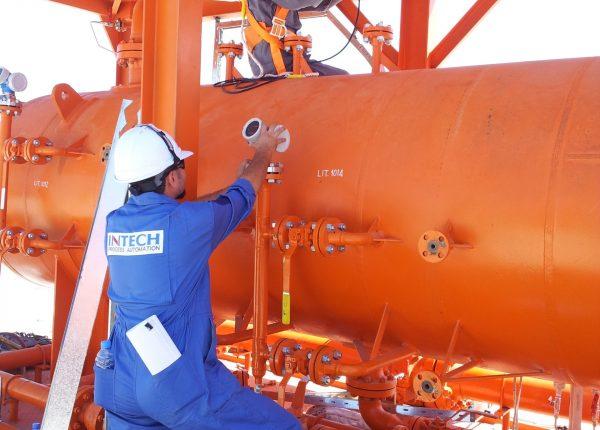 Control, Electrical, & Instrumentation Construction