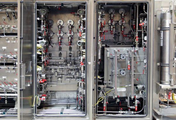 Hydraulic Wellhead Control Panel